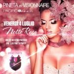 notte rosa pineta milano marittima 2014