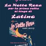 notte rosa latino americana 2011 a rimini riccione