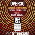 energy over 30 ossanna