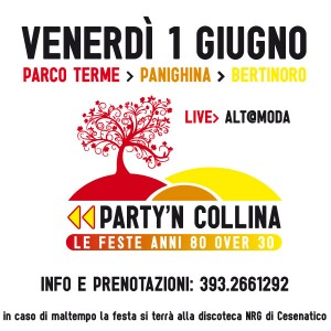 party n collina panighina bertinoro over 30