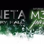 pineta luxury m31a party