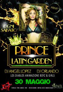 prince 30 maggio