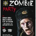 zombie halloween party velvet rimini