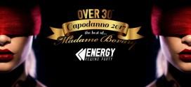 Capodanno Over 30 2017 Madame Bovary @ Energy Cesenatico