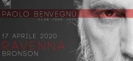 Paolo Benvegnù Live