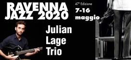 Julian Lage Trio al Bronson Ravenna