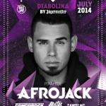 afrojack cocorico 2014