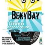 venerdì 3 giugno beky bay