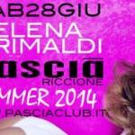 elena grimaldi pascia riccione estate 2014