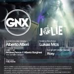 gnx jolie space genesis